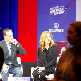 Kim Strassel of the Wall Street Journal and frequently on Fox News Sunday panel.