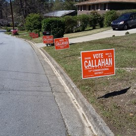 Sharing my campaign with Hillandale Estates neighbors.