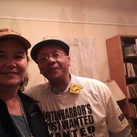 With Rev. Edward Pinkney, renown fighter for community rights and economic equality. Contributor to the People's Tribune national newspaper, the Green Party shares his belief in Envisioning a New America of justice, equality and peace.