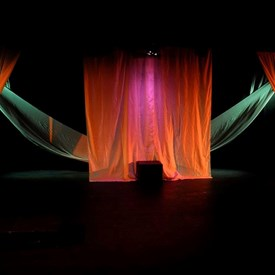Set and Lights Design for NC Stage Education Series