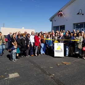 Great time today at Shortt Realty for a ribbon cutting