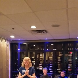 My Campaign Kick Off Event at The Adriatic Restaurant.
