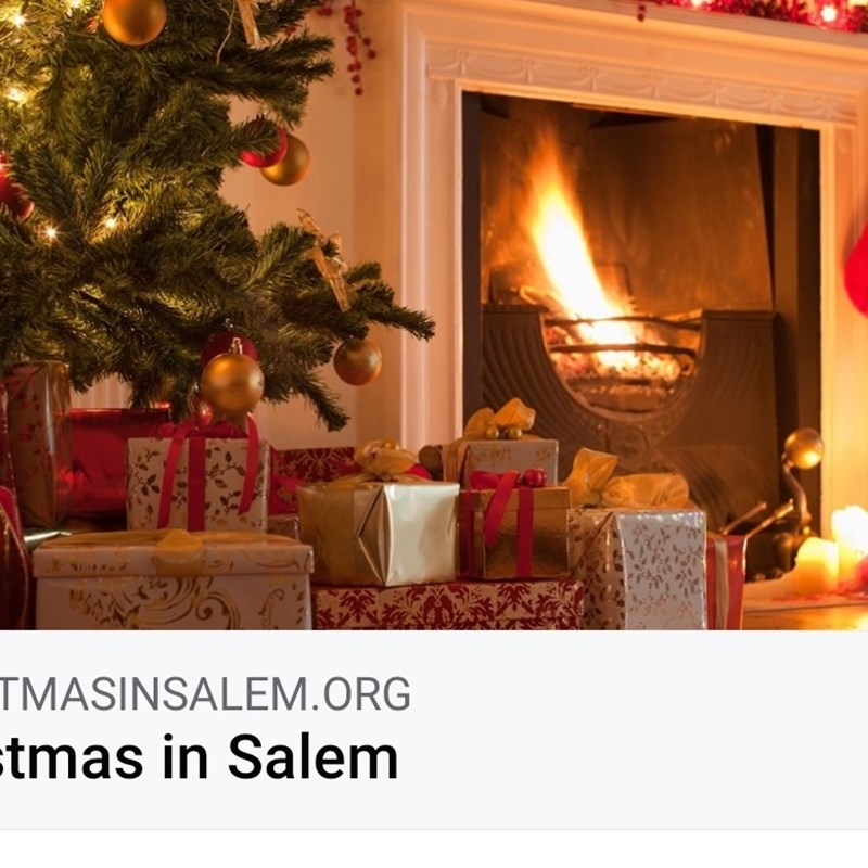 So enjoyable to be part of the Historic Salem Inc House Tours again this year!