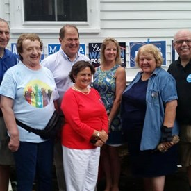 Beverly Democrats Annual Cookout 8/18