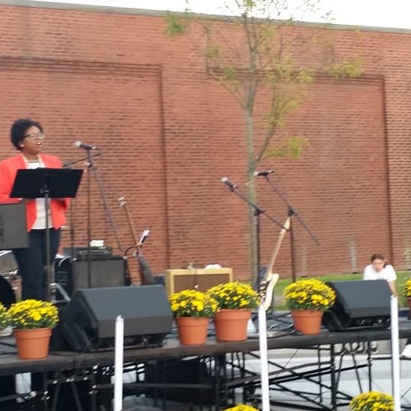 Wonderful event tonight at the Charlotte Forten Park Dedication, honoring a remarkable educator, activist and poet.