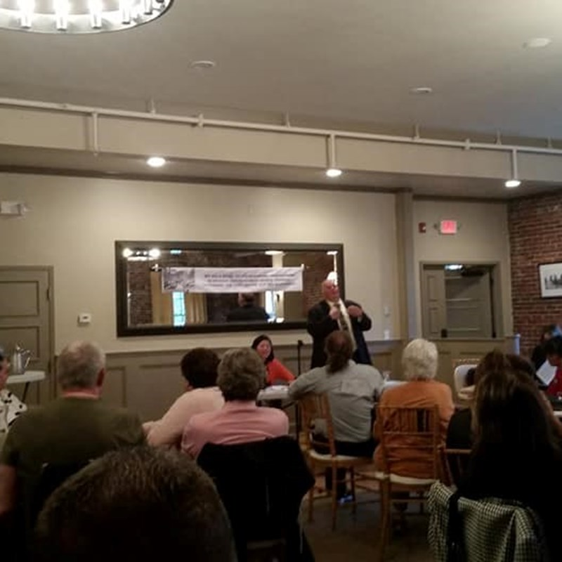 The Downtown Neighborhood Association's Town Hall on 5/22/19