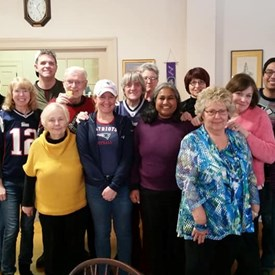 Salem Common Neighborhood Association Pre-Superbowl Party!