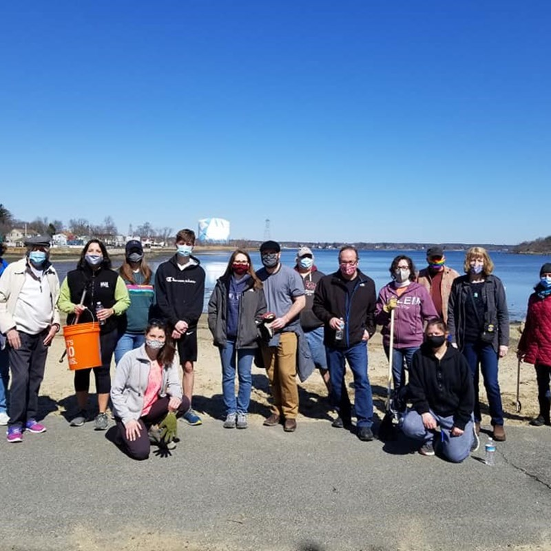 Collins Cove Cleanup!