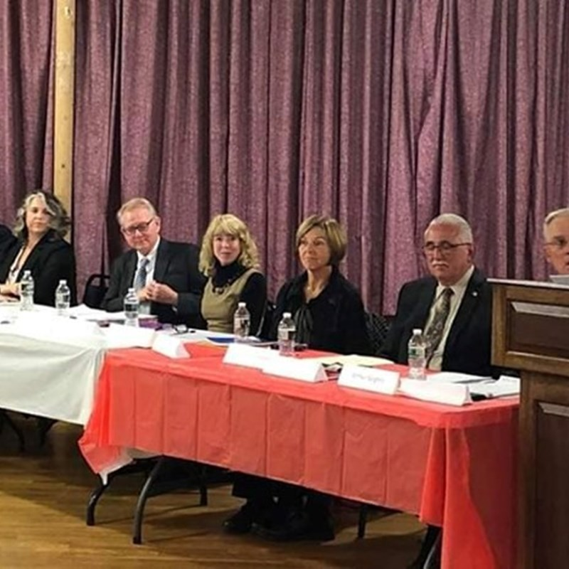 Thank you to everyone who came to the forum tonight and for your great questions! And thanks to the Mack Park Neighborhood Association, South Salem Neighborhood Association, Greater Endicott Street Neighborhood Association - GESNA, and the North Street Northfields Neighborhood Association for hosting an excellent forum.