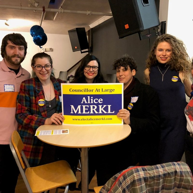 Our Campaign Kick-off Event! 3/29/19