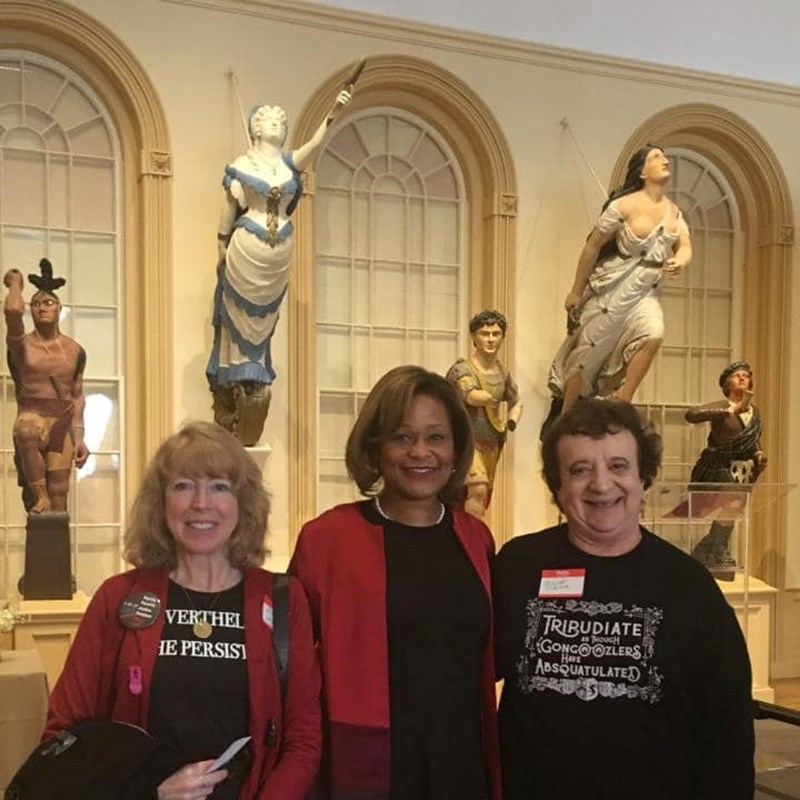 Women's Brunch at the Peabody Essex Museum in Salem MA 1/27/19