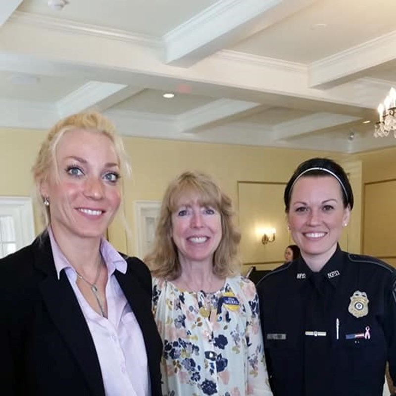The North Shore Women in Business event at the Hawthorne Hotel 3/21/19