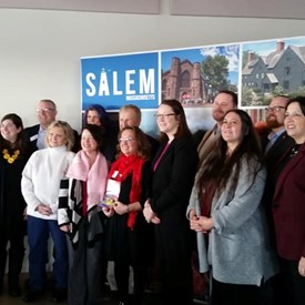 Destination Salem Breakfast 2/14/19