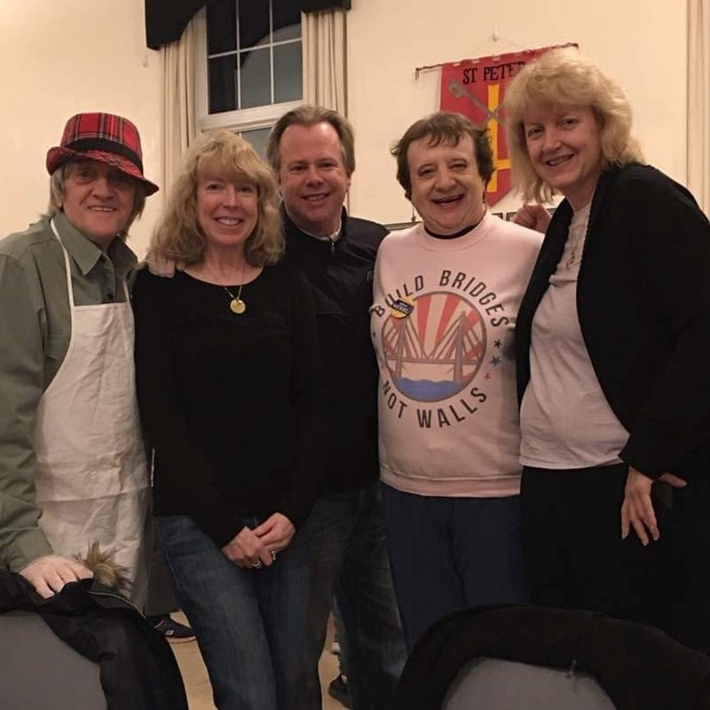 St. Peter's Church Supper Fundraiser 2/24/19