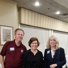 At the Gloucester Democratic City Committee Meeting 6/14