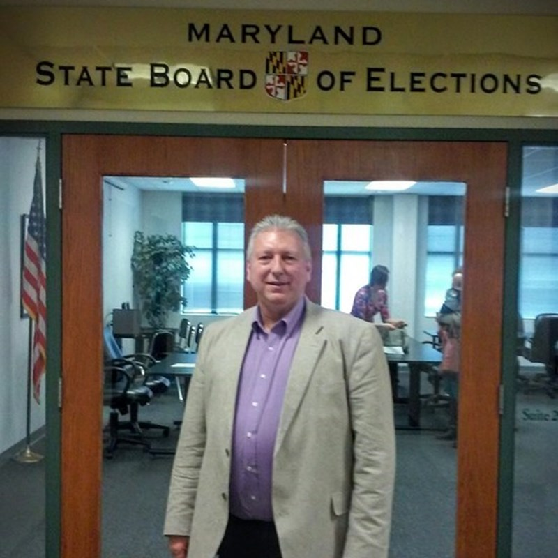 At the Board of Elections