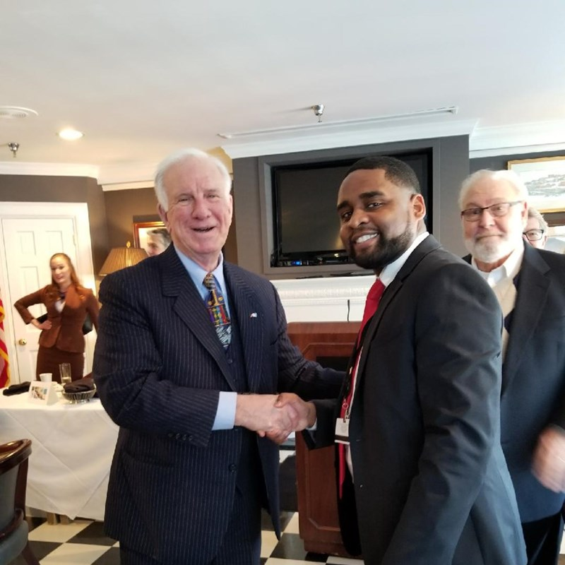 High Point Bar Association Lunch Meeting