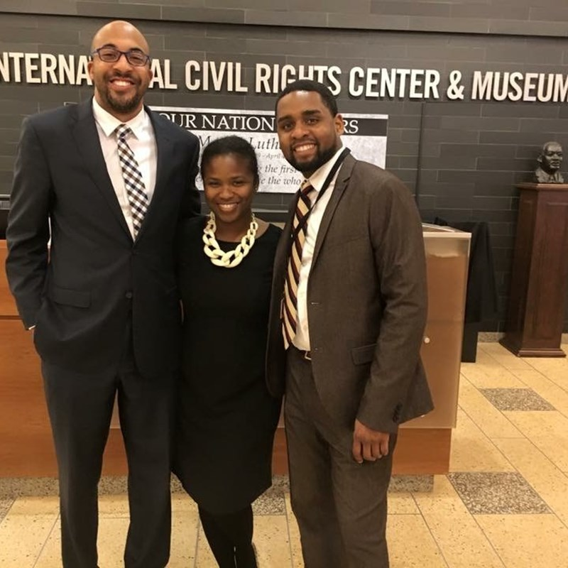 Remembering those who served and set examples of leadership before us at the International Civil Rights Center & Museum