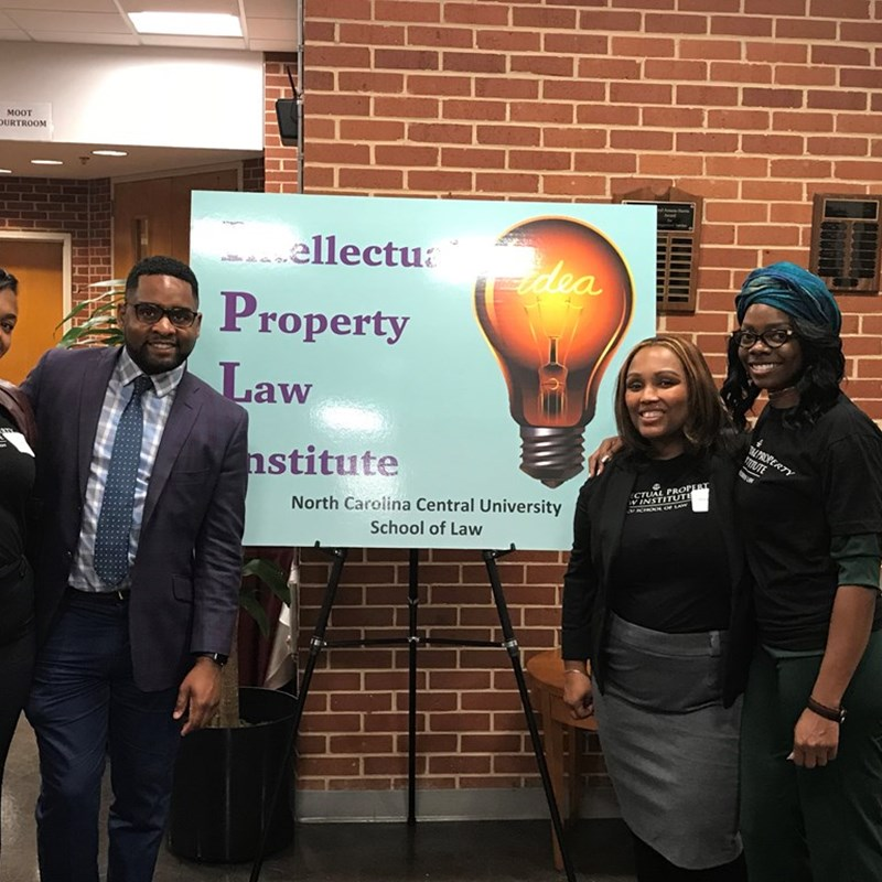 Giving back my time as NCCU Law embarks upon its new Intellectual Property Law Institute