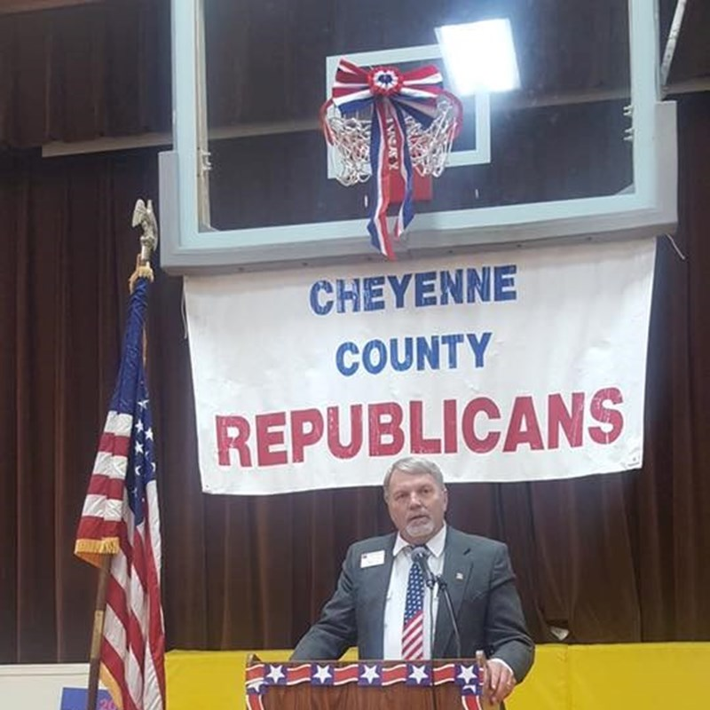 Cheyenne County Lincoln Day Dinner, February 25, 2018