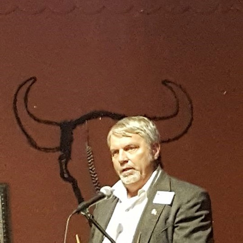 Speaking at the Yuma County Assembly 2018