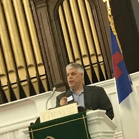 Economic growth in rural Western Massachusetts was just one of many topics I was able to discuss with Sunderland Democrats.