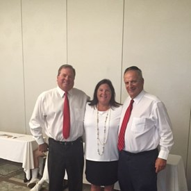 Lower Cape Fear Republican Womens Expo with New Hanover County Commissioner Skip Watkins and Pender County Commissioner David Williams