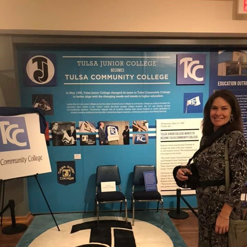 TCC turns 50 this year.  Honored to attend and support!