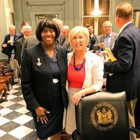 20 Hours with Representative Ruth Briggs King at Closing Session of the 149th General Assembly