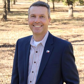 Dr. Brad Buckley, who is running for the Republican nomination as a candidate for Texas House of Representatives District 54.