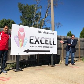 Taken after my interview with Iexcell owner Rahul Bafna