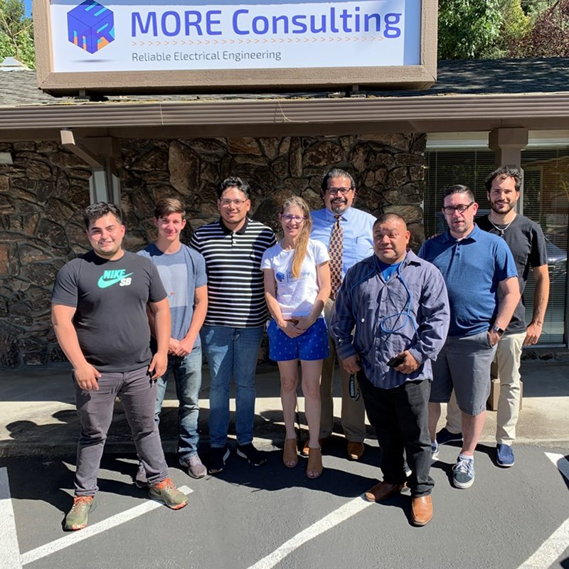 The MORE Consulting Team