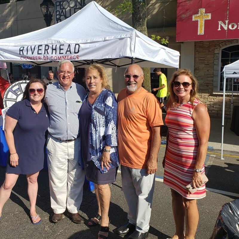 At Alive on 25 with John M. Kennedy Jr., Suffolk County Comptroller & candidate for County Executive