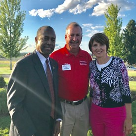 Dr. Ben Carson and Congressman Cathy McMorris Rodgers