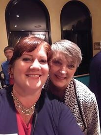 Me and Attorney and Advocate Connie Reguli, Family Forward Foundation. I have worked with her for the past few years, and we have even traveled out of state to advocate for child welfare reform and judicial accountability. This was 9/17/2018 Constitution Day!
