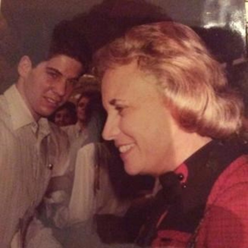 20 year old Gary Dolgin meets Supreme Court Justice Sandra Day O'Connor at Emory University Law School in 1984. Justice O'Connor invited Gary to her chambers in Washington D.C. the following summer. She inspired Gary to seek a judgeship.