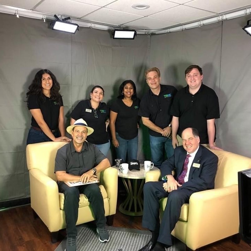 Gary was interviewed by Mario Nunez, on the Tampa Natives Show.