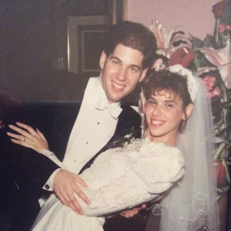 Gary and Wendi were married on December 23rd, 1990.