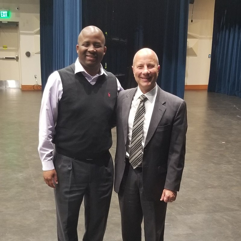 State Rep. Phil Robinson endorses Richard A. Bell