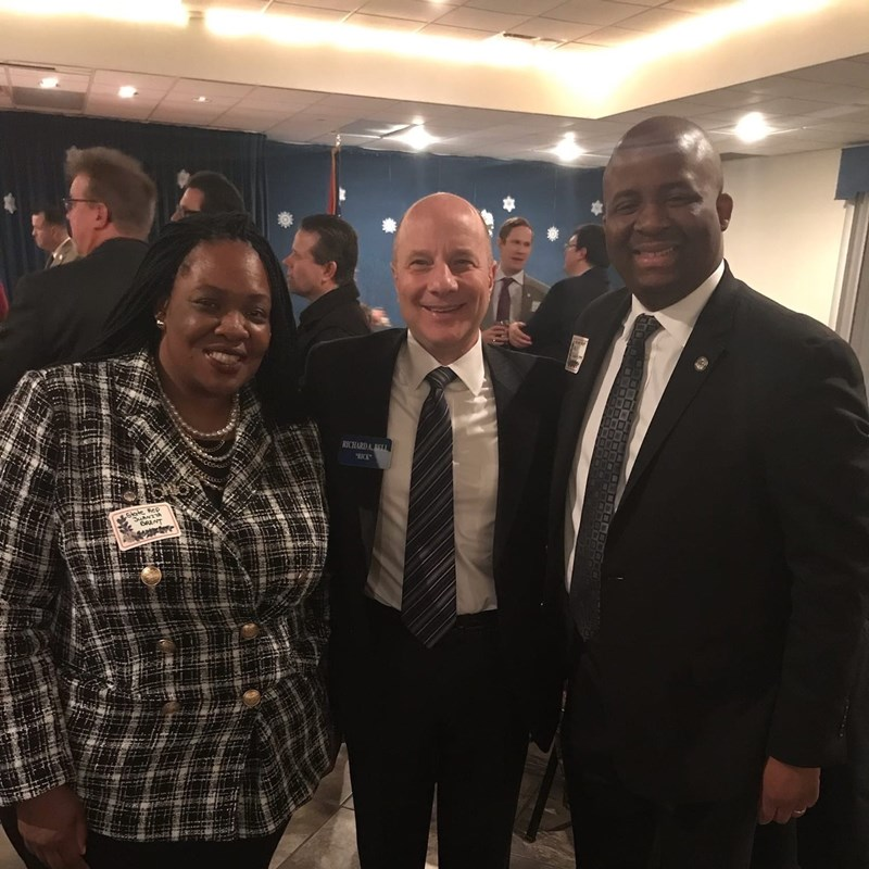 Richard A. Bell endorsed by State Reps Juanita Brent and Phil Robinson