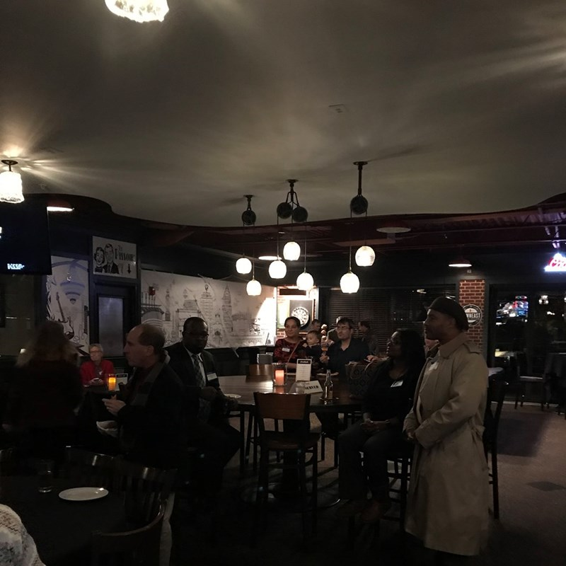 Campaign Fundraiser from November 7th, 2019 at Rollhouse Entertainment