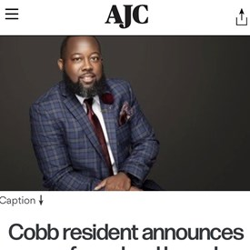 AJC Candidacy Announcement