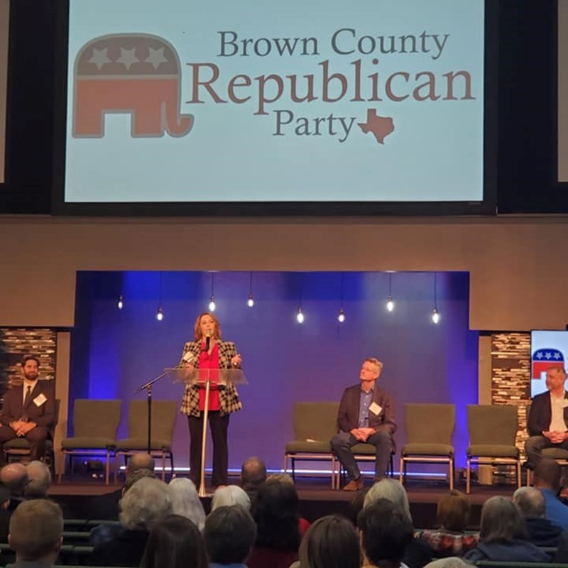 Brown Candidate Forum