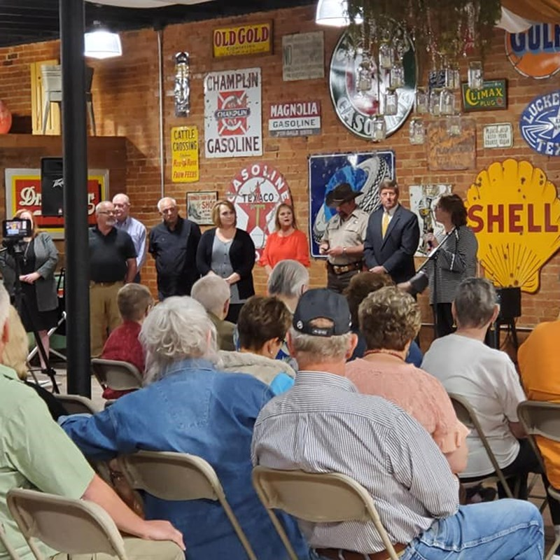Meet the Candidates - Palo Pinto County, October 22, 2019