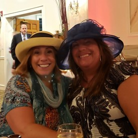 More Derby fun with Susan Green OT SEPTA President