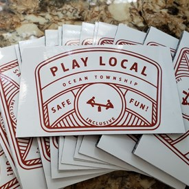 PLAYlocal movement started by Cyndi for inclusive playgrounds