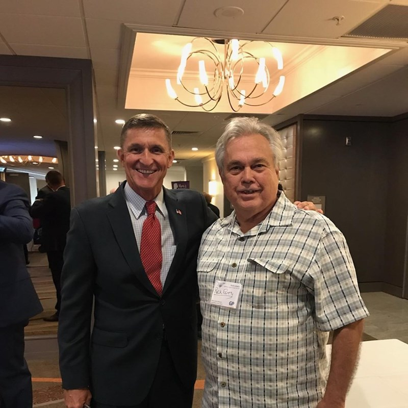 With General Michael Flynn