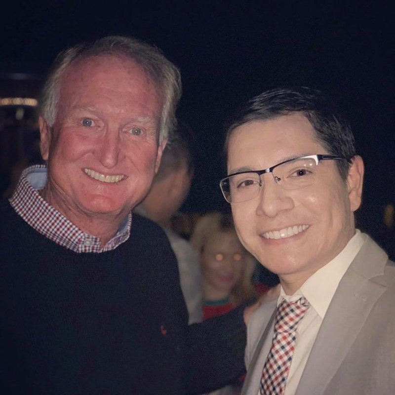 Thank you OCYR for the (packed) Christmas event. And thank you Huntington Beach Councilman Mike Posey, for your support and endorsement. I am supporting Posey for Orange County Supervisor - District 2.