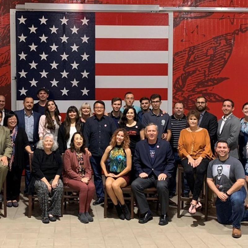 GIR - A great diverse group of leaders throughout Orange County.