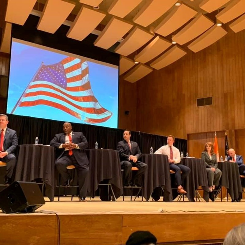Lt. Governor Forum at Campbell University - January 4
